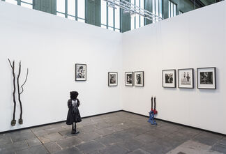 Persons Projects at Art Berlin 2019, installation view