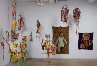 Art Moura, installation view