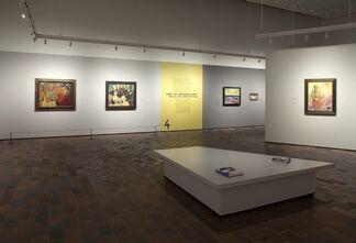 Emil Nolde: Retrospective, installation view