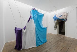 Erinnerungshäuser by Reto Pulfer, installation view