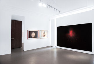 MWANGI HUTTER - living in your heart, installation view