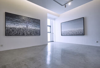 Wang Xiaoshuang - Urban Boundary, installation view