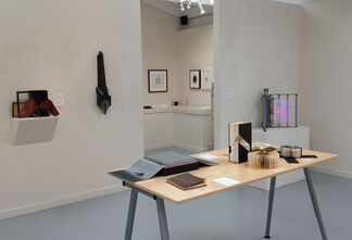 The Art of the Book, installation view