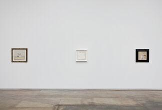 Giorgio Morandi + Robert Ryman: Object/Space, installation view