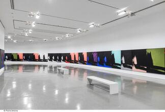 Warhol Unlimited, installation view
