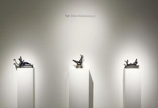 Angela Ellsworth / Luis González Palma / Siri Devi Khandavilli, installation view