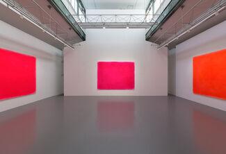 "Lee Ufan: ""Color Halation / Space Halation"", installation view"