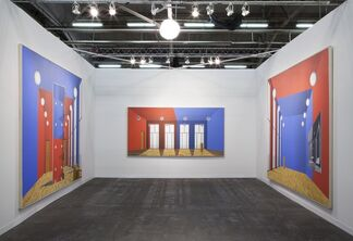 Skopia P.-H. Jaccaud at The Armory Show 2015, installation view