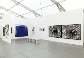 Kadel Willborn at Frieze NY 2014, installation view