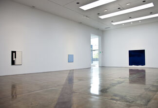 LAND, AIR, SEE, installation view