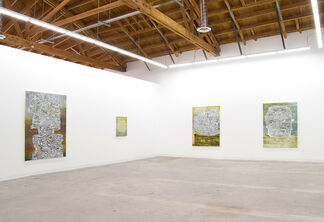 Craig Taylor: Enface, installation view