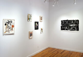 The New Normal, installation view