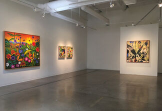 Billy Hassell - Visions & Voices, installation view