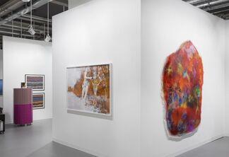 Galerie nächst St. Stephan Rosemarie Schwarzwälder at Art Basel 2017, installation view