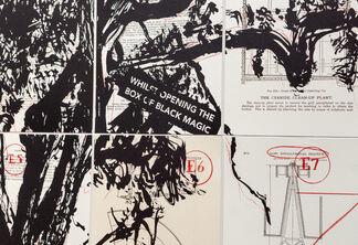 William Kentridge: Notes Towards a Model Opera, installation view