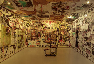 Jonathan Meese: DR. TRANS-FORM-ERZ, installation view