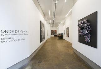 Onde de Choc, installation view