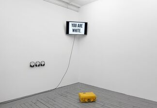 !Mediengruppe Bitnik: Is anybody home lol, installation view