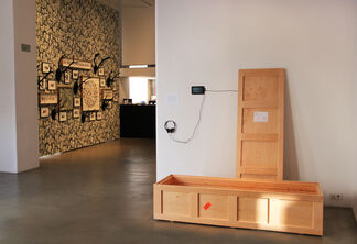Vienna_Groundfloor: CARLOS AIRES - Sweet Dreams (are made of this), installation view