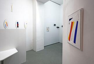 Klaus Steinmann – Tafelbild – Bildtafel, installation view