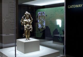 Gateway to Himalayan Art, installation view