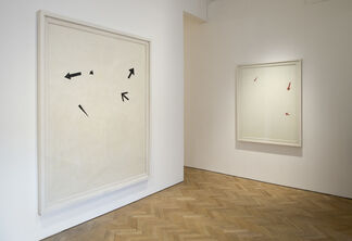 Keith Coventry Ontological Pictures, installation view
