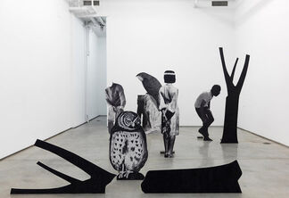 """Jakob Kolding - """"World with Difficulties"""", installation view"""