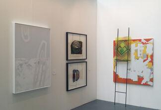 Diana Lowenstein Gallery at Art15, installation view