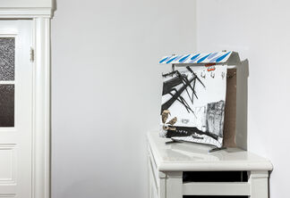 Kerstin Kartscher. Riffs Palaces Ploughshares, installation view