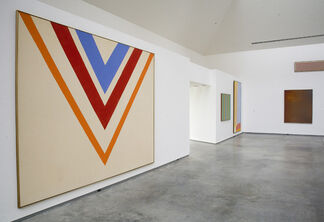 April Brief: Notes from the Color Field, installation view