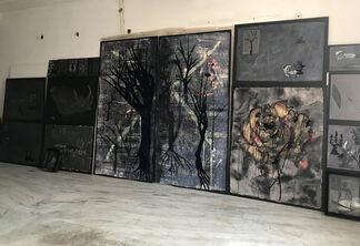 UnMYthU | Byproducts of twenty years of performance Mithu Sen, installation view