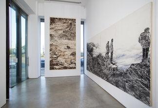 Orit Hofshi   Beacon, installation view