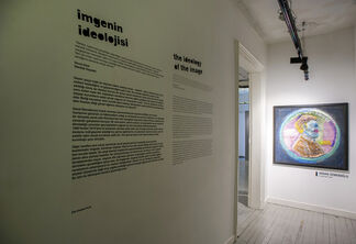 The Ideology of Image, installation view