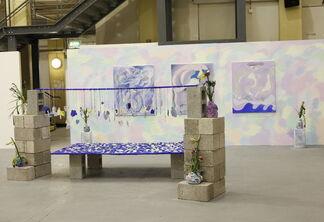 David Risley Gallery at SUNDAY 2015, installation view