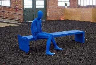 Sayre Gomez: I'm Different, installation view