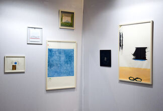 VILTIN Gallery at Drawing Now Paris 2017, installation view