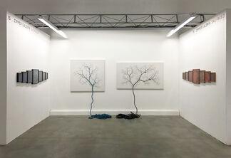 Zipper Galeria at PArC 2017, installation view
