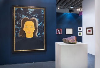 Ludorff at The Armory Show 2017, installation view