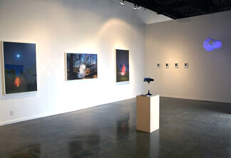 Temporary Forms of Continuity in Spaces - Irby Pace, installation view