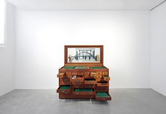 Chris Burden, installation view