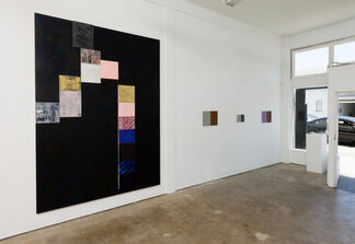 "James Hayward ""Variations on the Annunciation"", installation view"