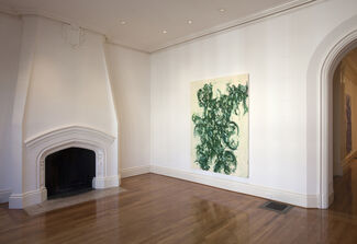 Richard Hoblock: New Paintings, installation view