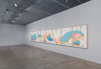 Jorinde Voigt: Song of the Earth, installation view