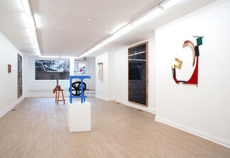 Hundred Year Hand, installation view