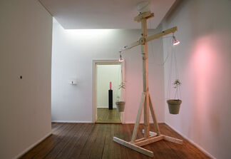 SPIELE MIT DER EWIGKEIT Group exhibition, installation view