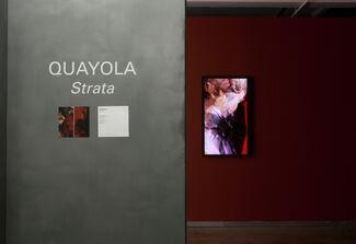 Quayola: Strata, installation view