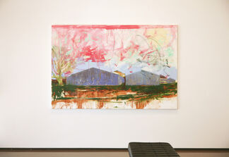 STEPHEN HAYES - New Paintings, installation view