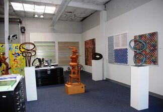 The Annex: Linda Day, Mary Warner, and other artists, installation view