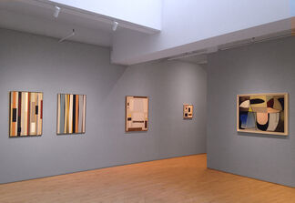Alice Trumbull Mason:  A Retrospective, installation view