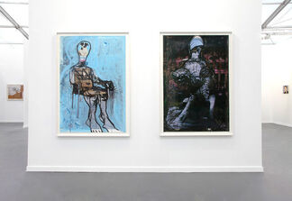 Stephen Friedman Gallery at Frieze New York 2013, installation view